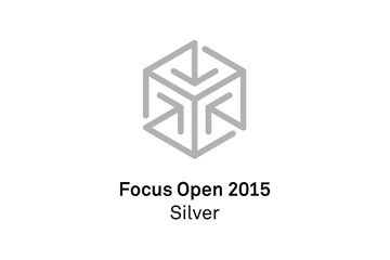 Distinción Focus Open 2015 Silver