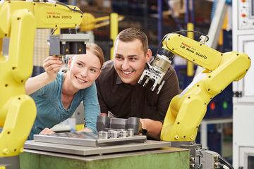 Shooting der Mitarbeiter für die externe wie interne Kommunikation um dem Unternehmen ein Gesicht zu geben.