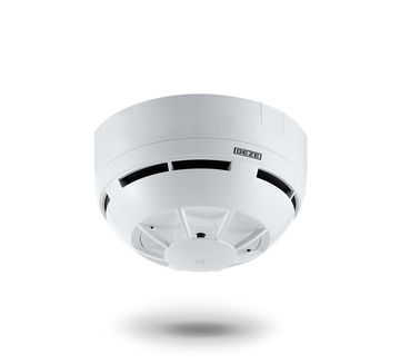 Wireless smoke detector for wireless connection to the GC 172 radio module