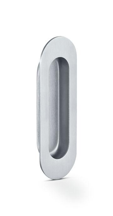 Griffmuschel oval