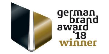 German Brand Award 2018 Winner png-File of the German Brand Award 2018 Winner, horizontal
