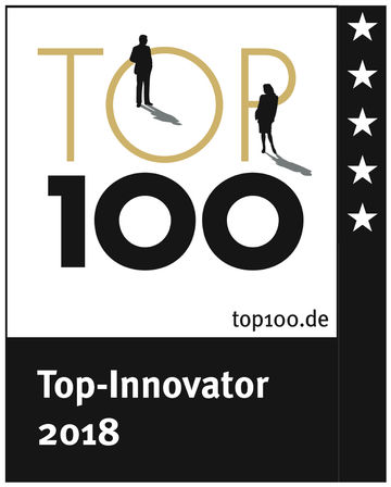 Label TOP 100 Innovator 2018