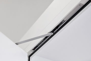 GEZE integrated door closer