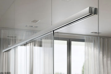GEZE Sliding door fittings