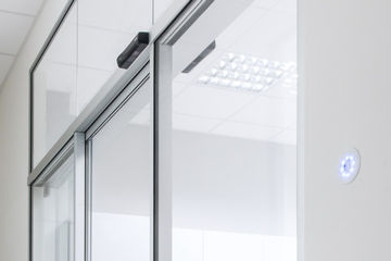 GEZE automatic sliding door