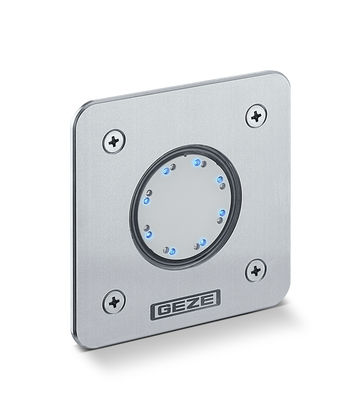 LED sensor foot switch