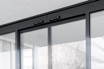 Product category image automatic sliding door the website level 2