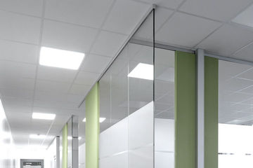 Product category image Fixed glass partition wall system the website level 2