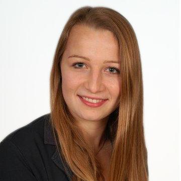 Anna Zündel, DHBW Mechatronics student, 2nd year, Photo: GEZE GmbH